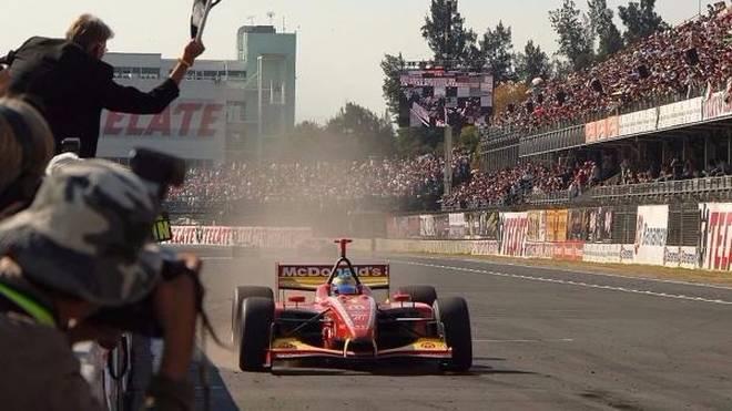 Bisher der letzte Sieger in Mexiko-Stadt: Sebastien Bourdais