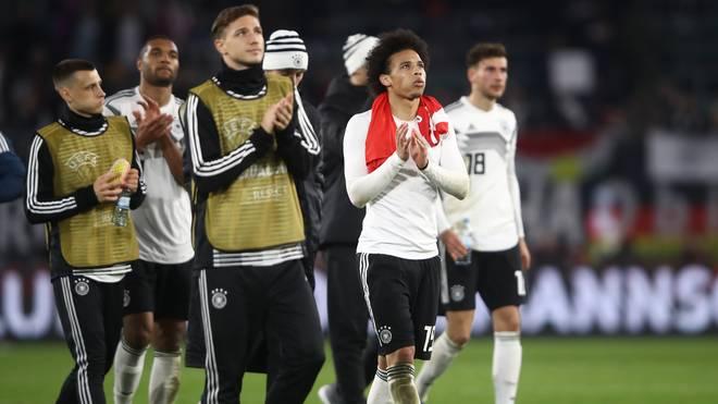 Beim Spiel zwischen Deutschland und Serbien kam es zu rassistischen Zwischenfällen