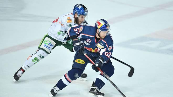 Eishockey, DEL: Augsburger Panther müssen Topscorer Matt White ziehen lassen