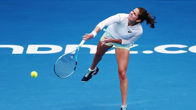 Julia Görges' Viertelfinal-Match wurde um zwei Tage wegen Regens verschoben