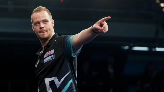 Max Hopp, Dutch Darts Masters