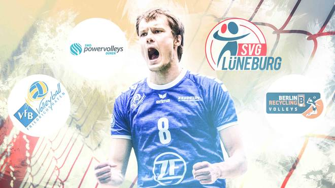 Volleyball: DVV-Pokal-Halbfinale in der Konferenz