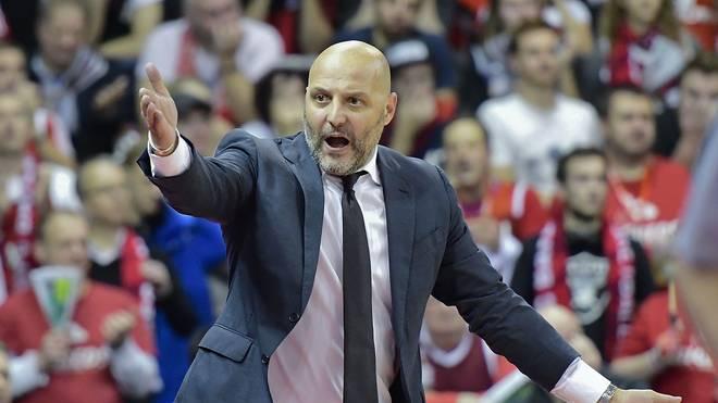 Aleksandar Djordjevic wurde im März bei Bayern entlassen