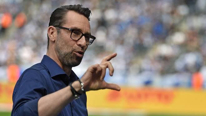 Hertha BSC: Michael Preetz verlängert Vertrag als Geschäftsführer Sport , Michael Preetz bleibt Hertha BSC als Geschäftsführer Sport erhalten