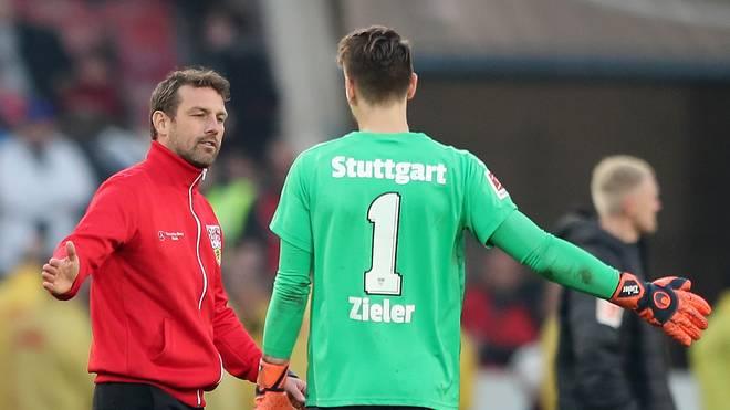 VfB Stuttgart v RB Leipzig - Bundesliga
