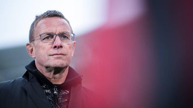 Leipzigs Sportchef Ralf Rangnick nimmt Mannschaft und Trainer in die Pflicht