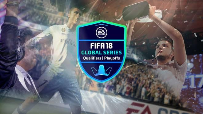 Die FIFA 18 Global Series-Playoffs gibt es im LIVESTREAM auf SPORT1.de und YouTube