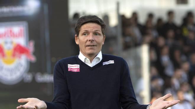 Oliver Glasner wird Trainer beim VfL Wolfsburg