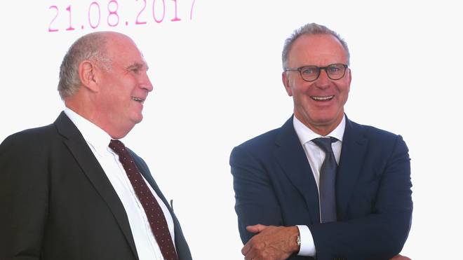 FC Bayern Campus Opening Ceremony