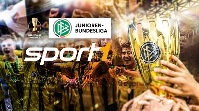 Fußball Deutsche Meisterschaft Der U19 Und U17 Live Auf Sport1 Im