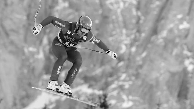 Der französische Rennläufer David Poisson verunglückte im November tödlich