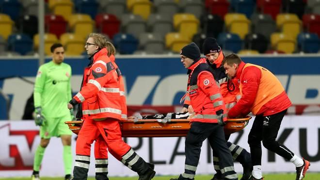 Philipp Klingmann hat das Krankenhaus nach seinem Schädelbruch verlassen