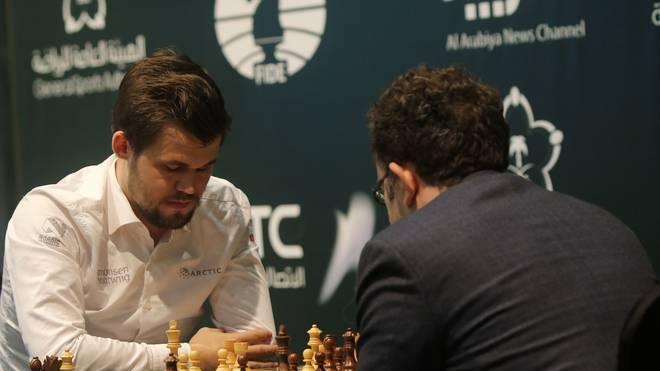 Magnus Carlsen ist der aktuelle Weltmeister