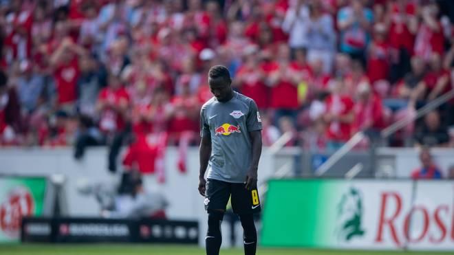 1. FSV Mainz 05 v RB Leipzig - Bundesliga