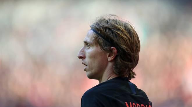 Luka Modric wurde vor wenigen Wochen zum Weltfußballer gewählt