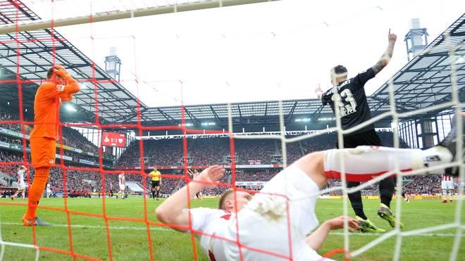 Timo Horn patzt bei 1. FC Köln gegen VfB Stuttgart