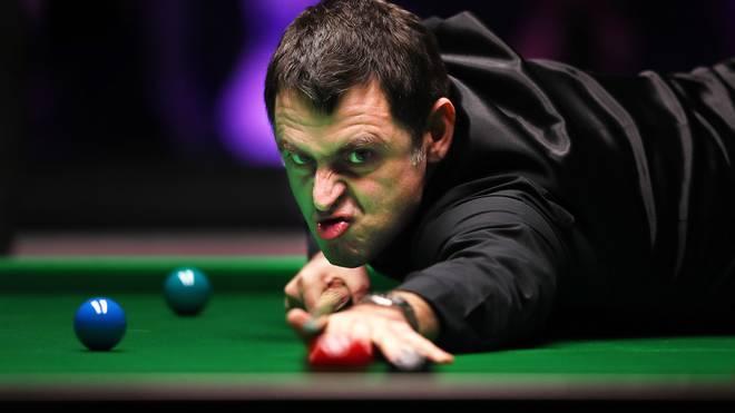 Der Weltranglisten-Erste Ronnie O'Sullivan scheiterte in Runde 1 der WM sensationell an Amateur James Cahill