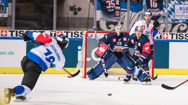 Eishockey, CHL: EV Zug - EHC Red Bull München LIVE im TV und Stream  - Der EHC Red Bull München trifft im Achtelfinal-Rückspiel auf den EV Zug