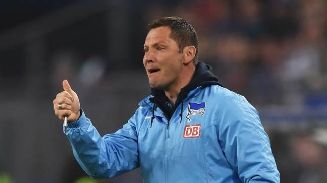 Bundesliga: Trainer Pal Dardai von Hertha BSC wünscht sich größere Tore