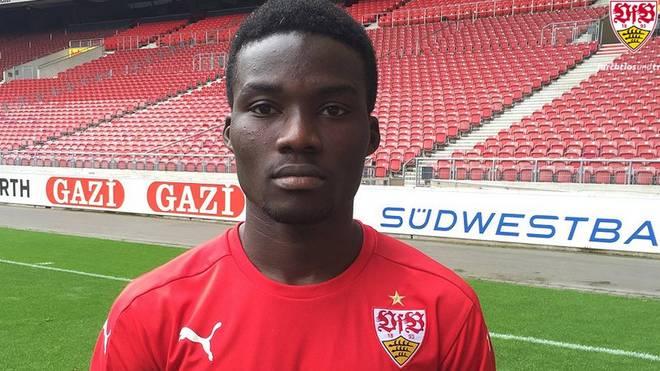 Hans Nunoo Sarpei läuft künftig für den VfB Stuttgart auf
