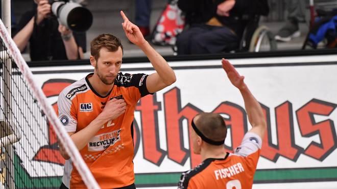 Berlin souverän in zweiter DVV-Pokal-Rundedie Berlin Recycling Volleys konnten den DVV-Pokal bereits viermal gewinnen