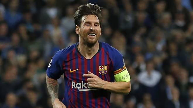 Lionel Messi vom FC Barcelona gehört zu den besten Fußballern der Welt
