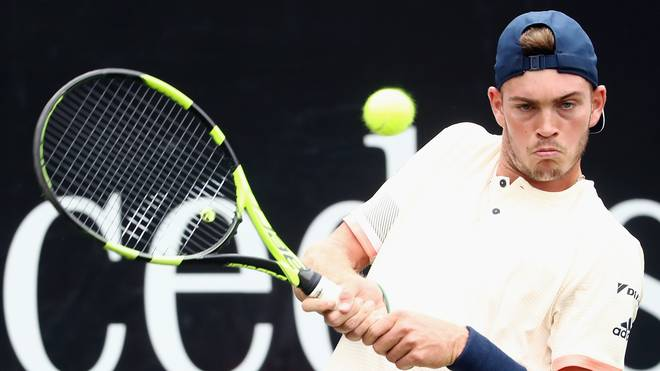 Maximilian Marterer ist die Nummer 49 der Weltrangliste