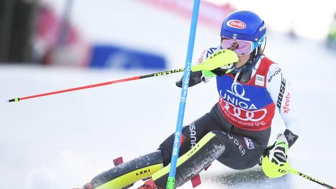 Mikaela Shiffrin gewann in Semmering