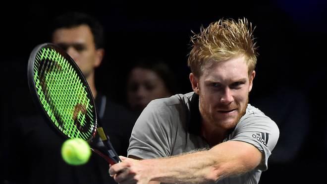 Matthias Bachinger stand zum ersten Mal im Finale eines ATP-Turnieres