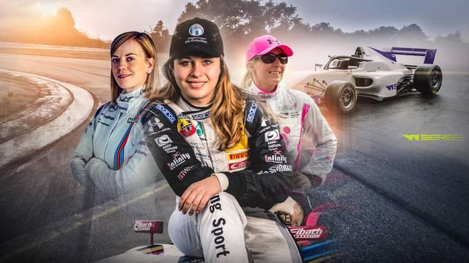 Susie Wolff, Sophia Flörsch und Pippa Mann gehören zu den bekanntesten Pilotinnen im Motorsport