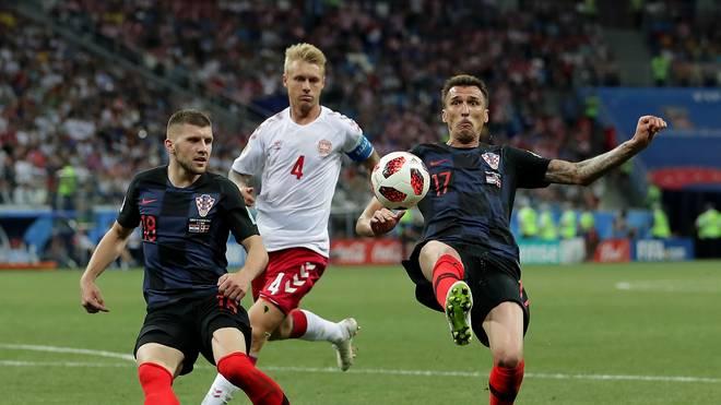 Fussball-WM 2018 live: Russland gegen Kroatien im Liveticker