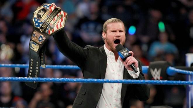 Dolph Ziggler deutete bei WWE SmackDown Live seinen Abgang an