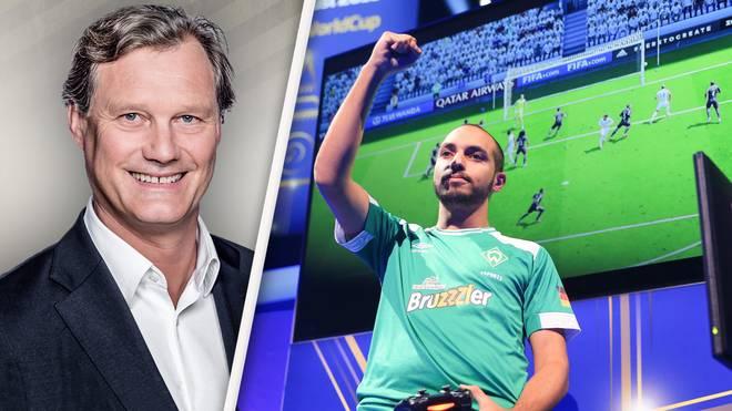 SPORT1-Chefredakteur Dirc Seemann fordert ein politisches Umdenken beim Thema eSports