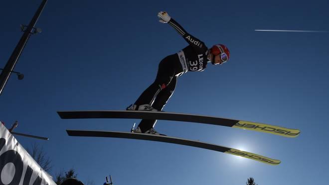 Katharina Althaus patzt beim Weltcupfinale in Oberstdorf