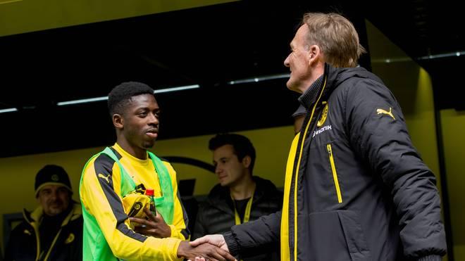 Verabschiedet sich Ousmane Dembele von Borussia Dortmund?