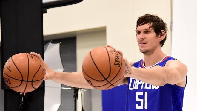 Boban Marjanovic spielt in der NBA künftig bei den Dallas Mavericks