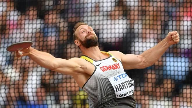 Für Robert Harting sind die kontinentalen Meisterschaften in Berlin die letzte EM