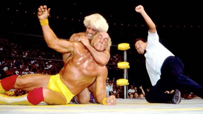 Hulk Hogans irrer WCW-Vertrag