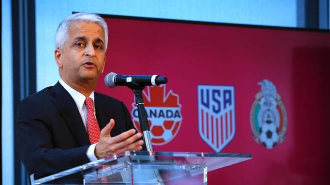 Die Bewerbung der USA, Mexiko und Kanada hat beste Chancen, die WM 2026 auszurichten