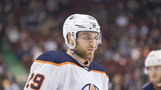 Leon Draisaitl hat mit den Oilers die nächste Saisonniederlage kassiert