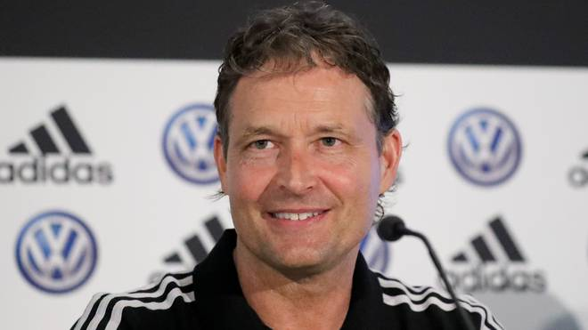 Germany Training & Press Conference In Venlo