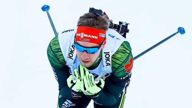 IBU Biathlon World Cup - Men's Sprint Johanne Kühn