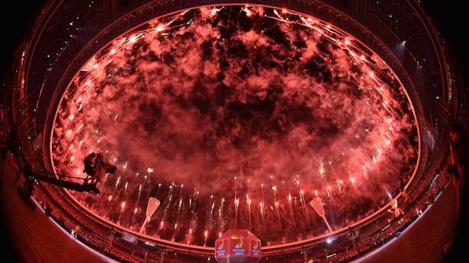 Die zweiten European Games stiegen im weißrussischen Minsk