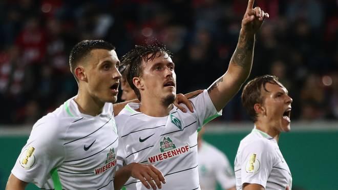 Wuerzburger Kickers v SV Werder Bremen - DFB Cup
