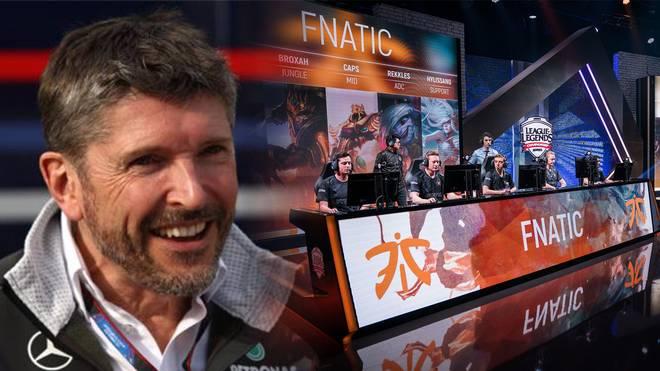 Ex-Formel-1-Manager Nick Fry übernimmt Stelle bei Fnatic.