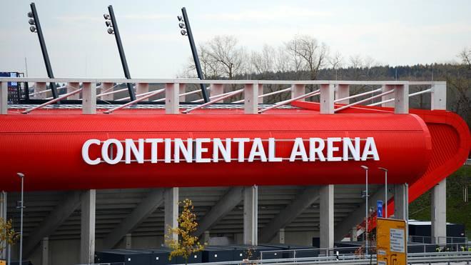 Zweitligist Jahn Regensburg trägt seine Heimspiele in der Continental Arena aus