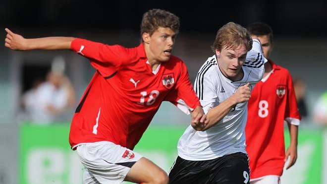 Dominik Baumgartner (l.) verteidigt künftig für den VfL Bochum