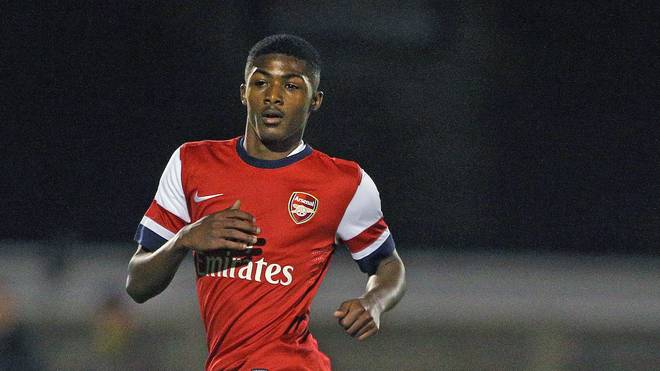 FC Arsenal Ainsley Maitland-Niless