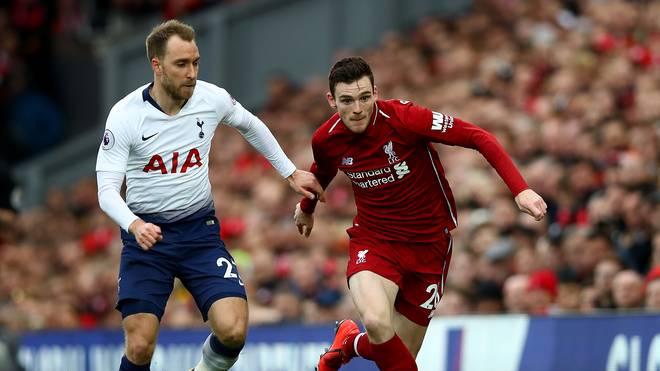 Das Finale zwischen Tottenham und Liverpool wird als Hochrisikospiel eingestuft