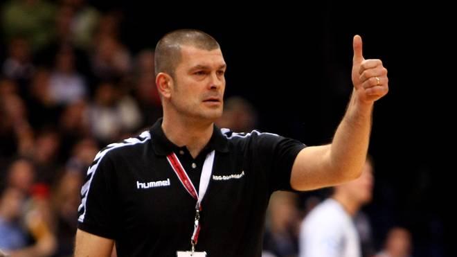 Goran Suton wird neuer Trainer des TuS N-Lübbecke
